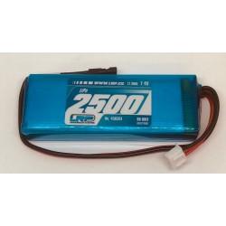 Batterie LRP lipo 2500amp