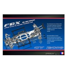 FBX 2018 GT Châssis kit...