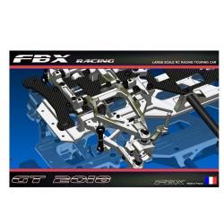 FBX 2018 GT Châssis kit Disponible version polie + 250 euros