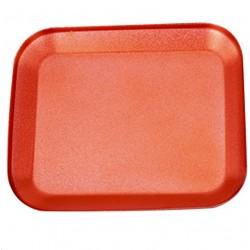 Boîte aimantée aluminium rouge