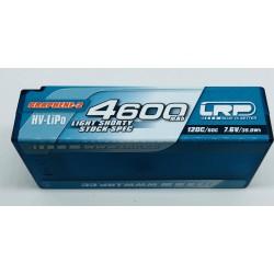 LRP LiPo 7.6V 4600mAh P5-HV...