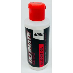 Huile Ultimate racing 4000