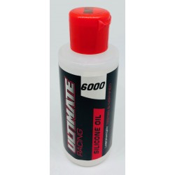 Huile Ultimate racing 6000